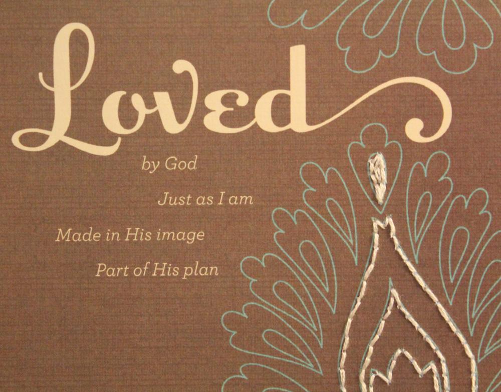Loved card